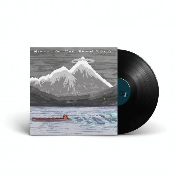 slow_Vinyl Record PSD MockUp_