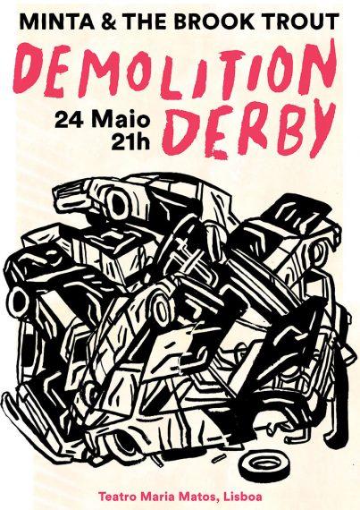 Demolition Derby album launch